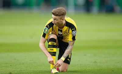 BVB-Star Marco Reus erlitt einen Rückfall.