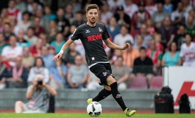 Mladenovic wird den 1. FC Köln im Januar verlassen.