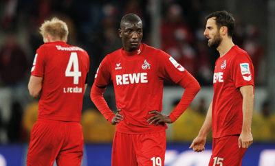 Auch Sehrou Guirassy wird dem 1. FC Köln im nächsten Spiel wohl wegbrechen.