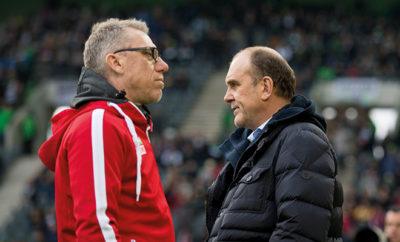 Hoffenheim-Mäzen Dietmar Hopp platzt wegen Fans des 1. FC Köln der Knoten. Daneben lässt Sportchef Jörg Schmadtke Wintertransfers weiterhin offen.
