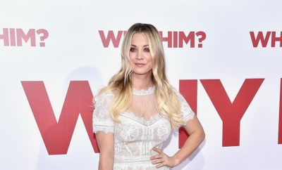 Big Bang Theory-Star Kaley Cuoco: Ging sie damit zu weit?