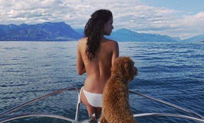 Rebecca Mir postet heiße Nackt-Bilder!