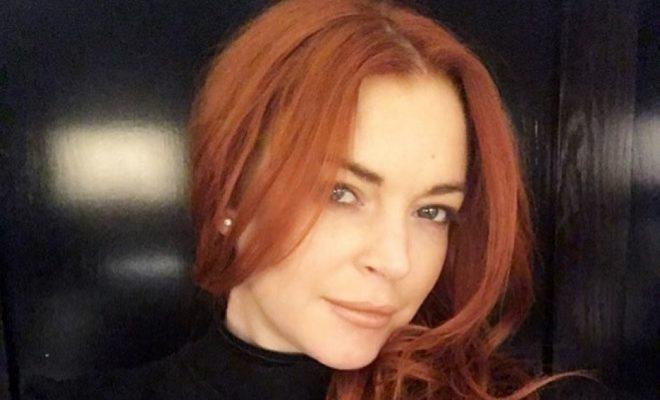 Lindsay lohan oben ohne opinion