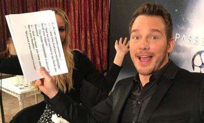 Jennifer Lawrence und Chris Pratt: So fies sind sie wirklich!