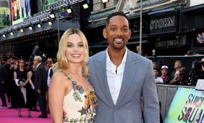Will Smith ist total vernarrt in Margot Robbie!