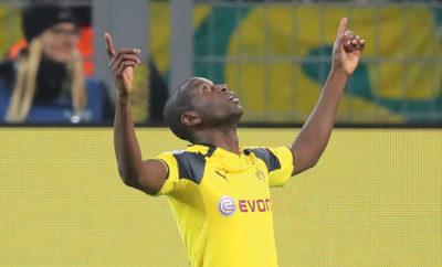 Verlässt Adrian Ramos Borussia Dortmund?