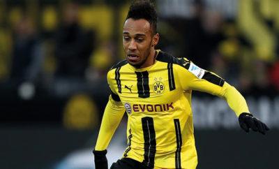 Borussia Dortmund: Antoine Griezmann hat sich wohlwollend über BVB-Star Pierre-Emerick Aubameyang geäußert.