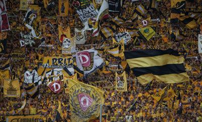 Immer mehr Zuschauer wollen Dynamo Dresden live sehen.