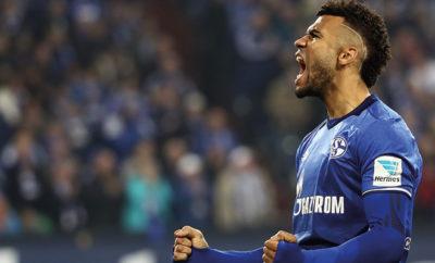 Die Zukunft von Choupo-Moting beim FC Schalke 04 bleibt weiterhin ungeklärt.