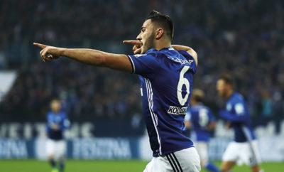 Sead Kolasinac vom FC Schalke 04.