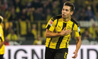 Zwei Perspektivspieler sind bei Borussia Dortmund ein Thema und Guerreiro erklärt, warum er zum BVB wechselte und nicht nach Spanien.