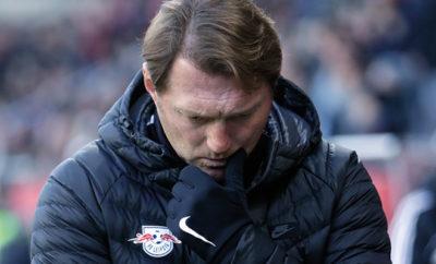 RB Leipzig dampft Erwartungen vor der Rückrunde.
