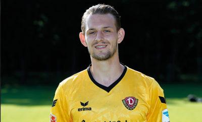 Die Attacke auf einen Spieler von Dynamo Dresden sorgt für Entsetzen.