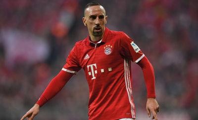 Ribery gefällt die Spielweise von RB Leipzig.