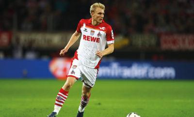 Frederik Sörensen vom 1. FC Köln.