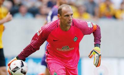 Drobny vom SV Werder Bremen.