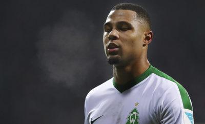 Serge Gnabry vom SV Werder Bremen.