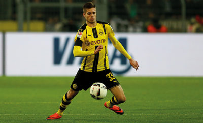 Noch 2016 könnte Borussia Dortmund mit Weigl verlängern.