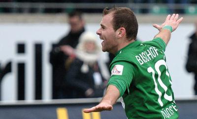 Amaury Bischoff wechselt zum FC Hansa Rostock.