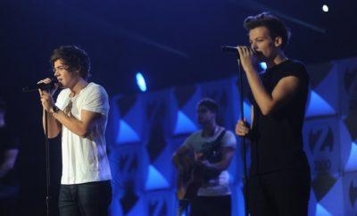 Harry Styles: Louis Tomlinson schließt Reunion nicht aus!