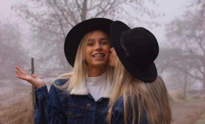 Lisa und Lena: Treffen sie Ariana Grande und Lady Gaga?
