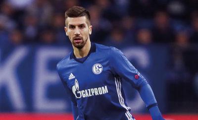 Matija Nastasic vom FC Schalke 04.