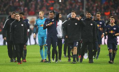 Im Test gegen Amsterdam verliert RB Leipzig klar.