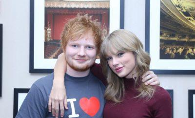 Taylor Swift und Ed Sheeran: Gehen sie zu weit?