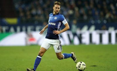 Kapitän Benedikt Höwedes vom FC Schalke 04.