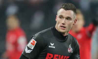 Neuzugang Christian Clemens vom 1. FC Köln.