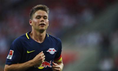 Kapitän Dominik Kaiser von RB Leipzig.