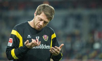 Andreas Lambertz von Dynamo Dresden.