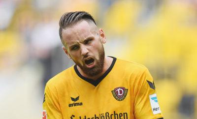 Giuliano Modica von Dynamo Dresden.