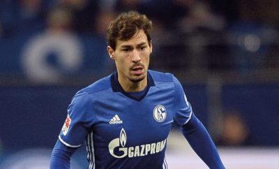 Benjamin Stambouli vom FC Schalke 04.