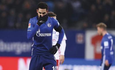 Nabil Bentaleb vom FC Schalke 04.