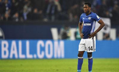 Abdul Rahman Baba vom FC Schalke 04.