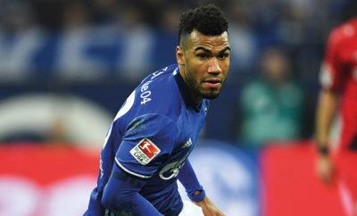 Eric Maxim Choupo-Moting vom FC Schalke 04.