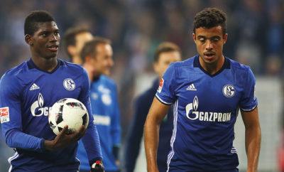 Franco di Santo vom FC Schalke 04.