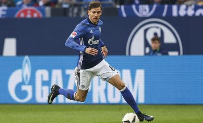 Leon Goretzka hält den FC Schalke 04 hin.