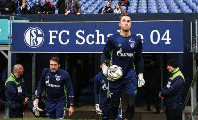 Keeper Ralf Fährmann vom FC Schalke 04.