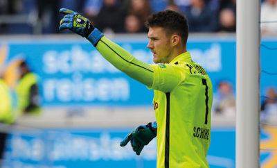 Stammkeeper Marcel Schuhen von Hansa Rostock.