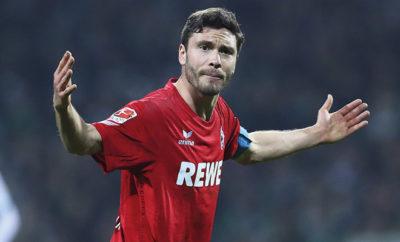 Jonas Hector vom 1. FC Köln.