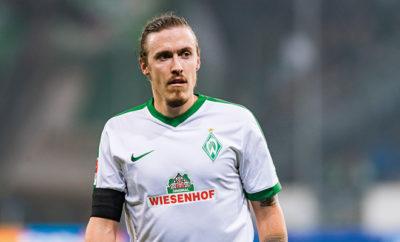 Max Kruse von Werder Bremen.