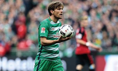 Kapitän Clemens Fritz vom SV Werder Bremen.