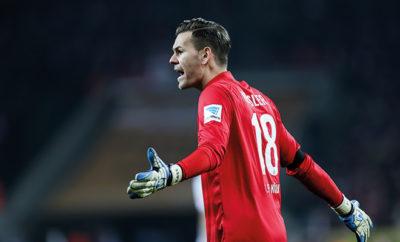 Thomas Kessler vom 1. FC Köln.