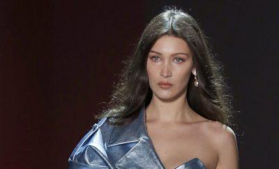 Bella Hadid: Peinliche Oben Ohne-Panne nach Fashion Week Party!