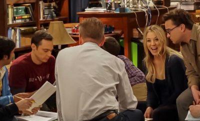 Big Bang Theory: Kaley Cuoco rächt sich an Karl Cook!