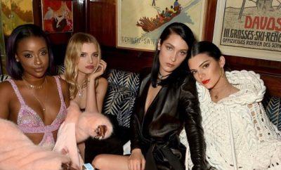 Kendall Jenner macht sich mit skurrilem Accessoire zum Gespött!