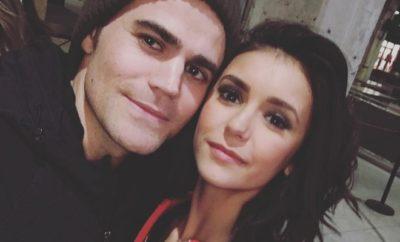 Nina Dobrev: Paul Wesley weinte bei Vampire Diaries-Abschied!