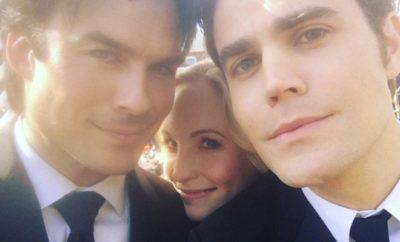 Vampire Diaries: Hochzeit für Nina Dobrev?